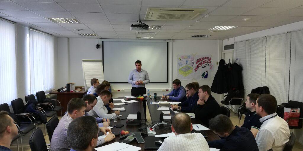 Проведение бизнес-тренингов в Казани